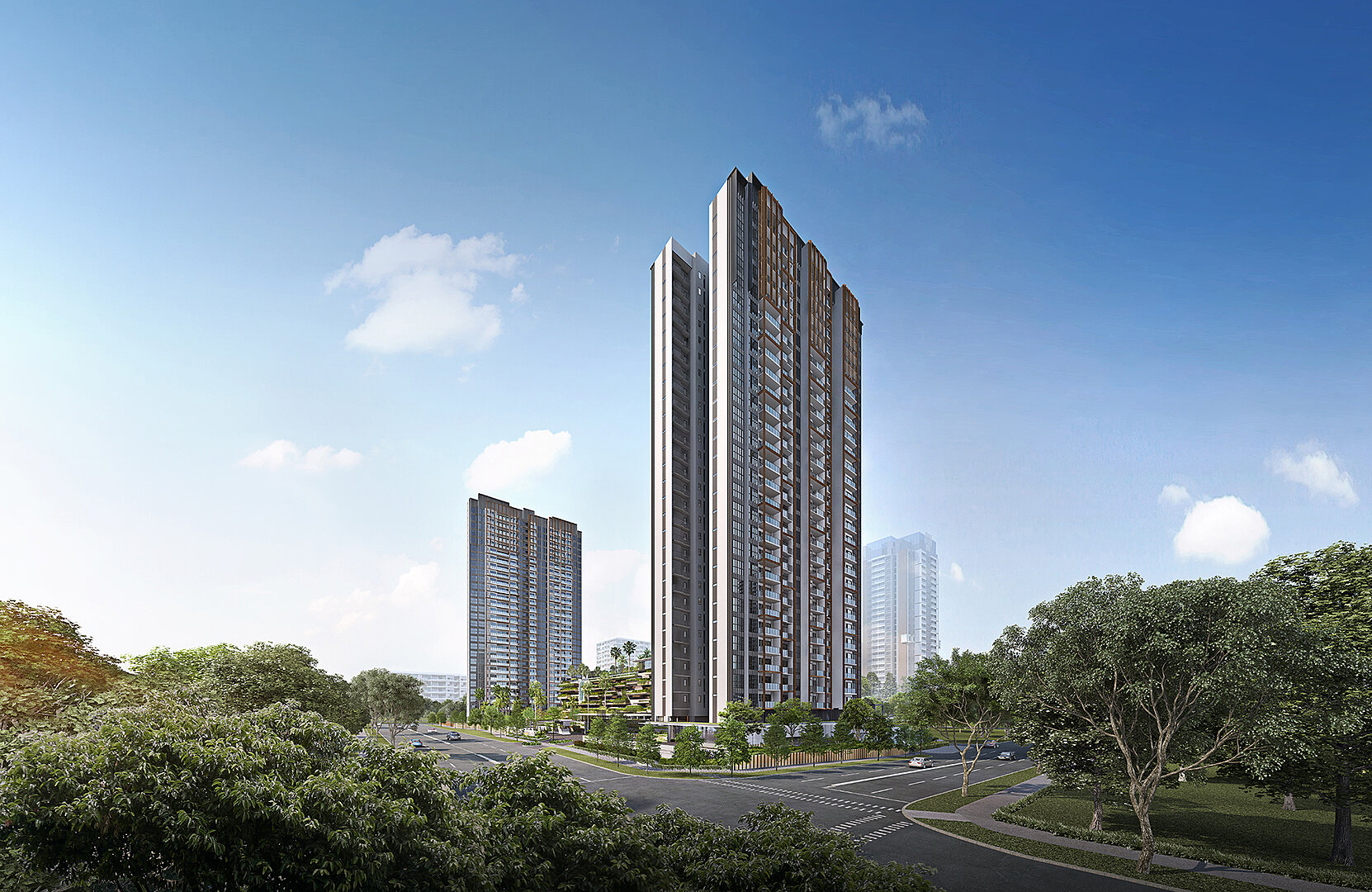Midwood the most affordable condo near a MRT