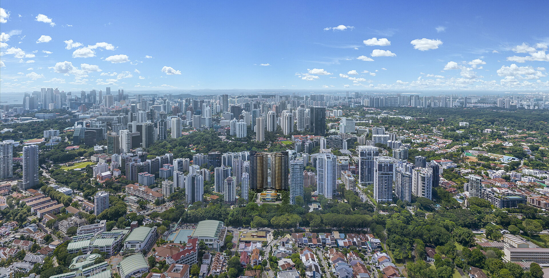 PERFECT TEN THE LUXURIOUS FREEHOLD CONDO IN THE HEART OF BUKIT TIMAH