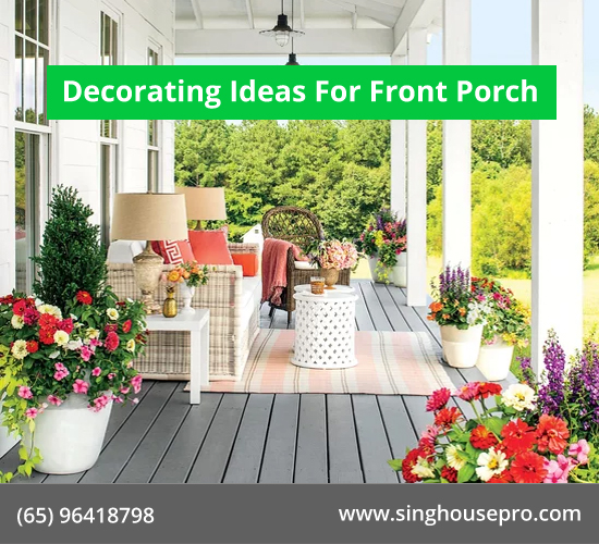 Easter Decorating Ideas For Front Porch