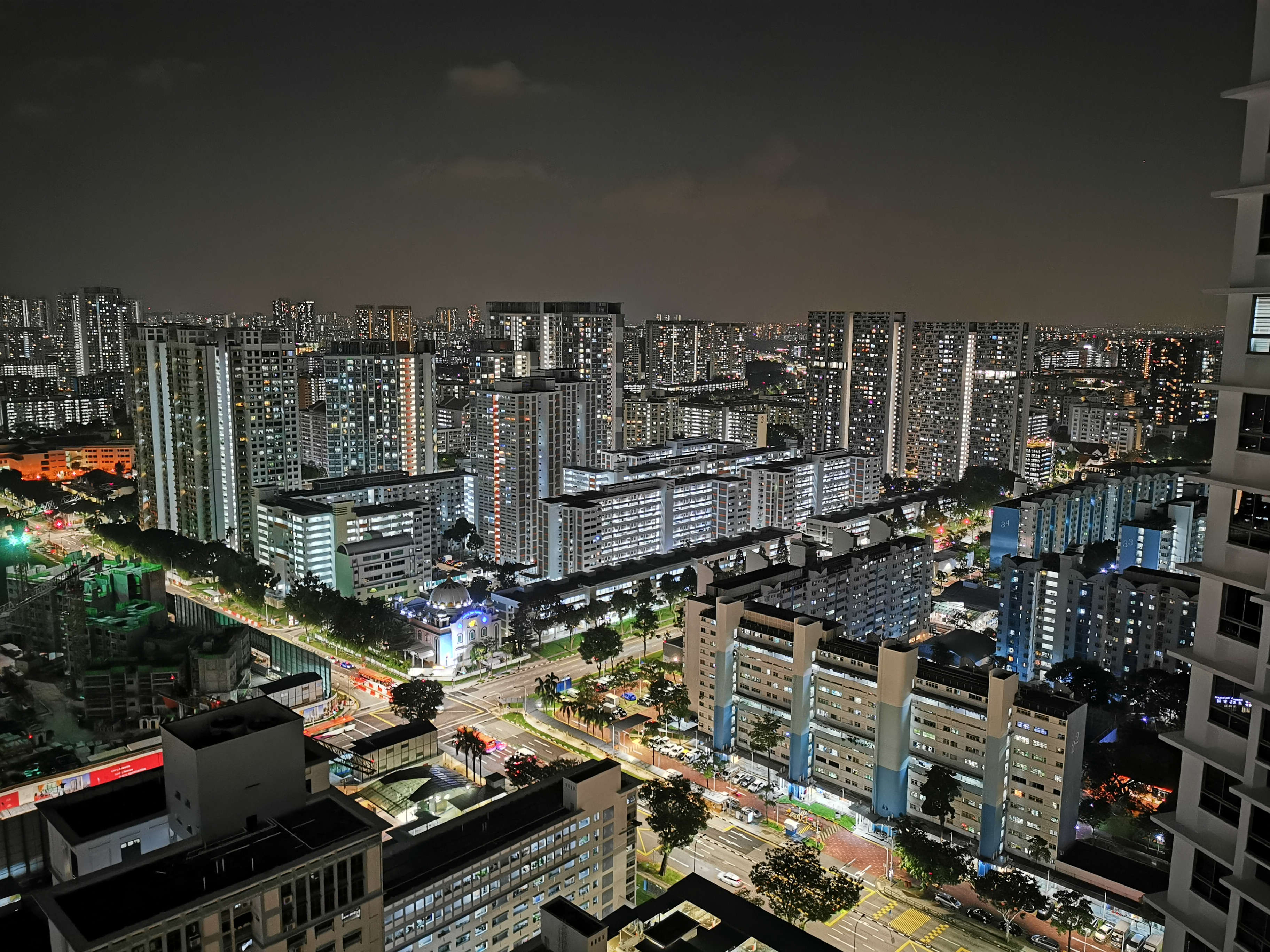 High Floor Superb View 4Room HDB For Sale!