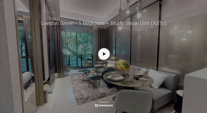 Leedon Green by MCL Land and Yanlord Land Group within 1km Nanyang Primary School