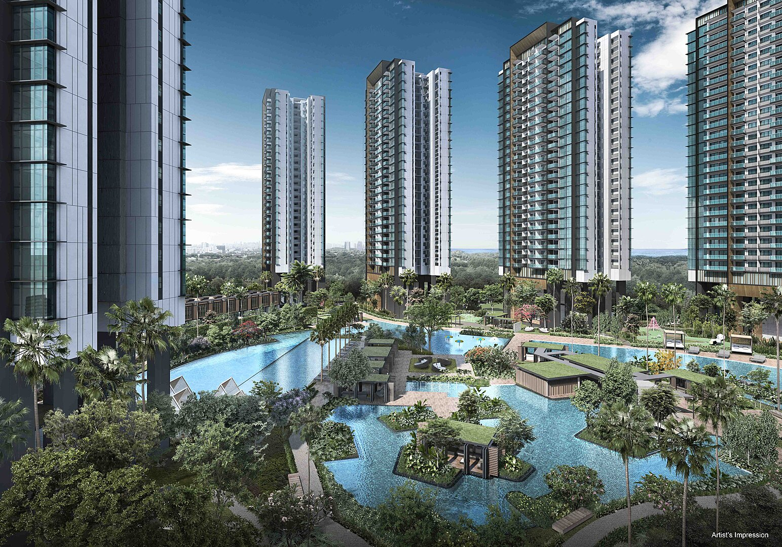 Normanton Park 鑫悦府 by Kingsfort with low entry price and high potential