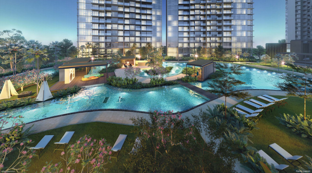 Parc Esta Condominium by MCL just 2 mins walk to Eunos MRT
