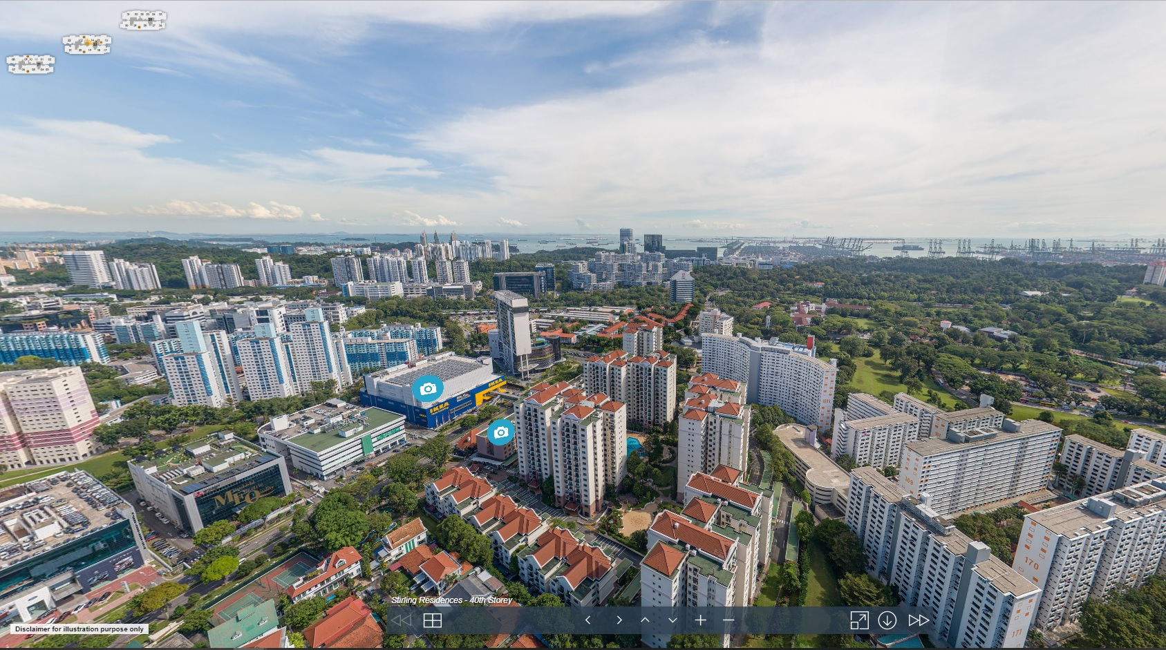 Stirling Residences by LN Development 5 Mins Walk to Queenstown MRT