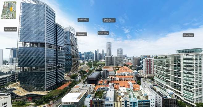 The M by Wing Tai Asia within 3 mins walk to Bugis MRT