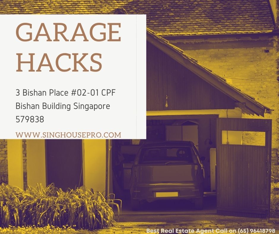 Hacks to Give Your Old Garage A New Life