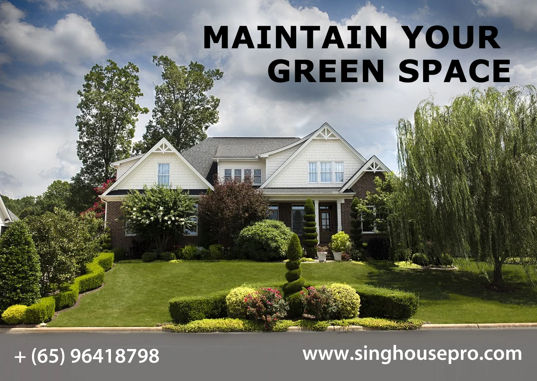 Do's And Don'ts of Maintaining Your Green Space