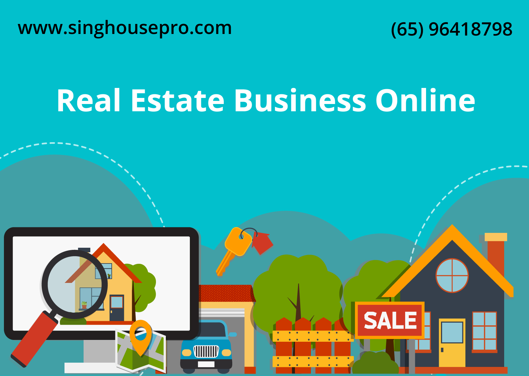 Top Tips on Improving Online Presence of Your Real Estate Business